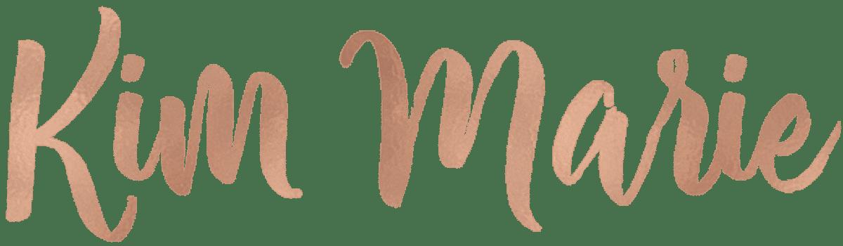 Kim-Marie-Gold-Logo