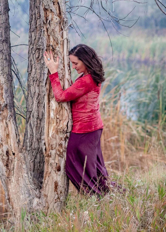 Bonding with Tree Autumn 92sm
