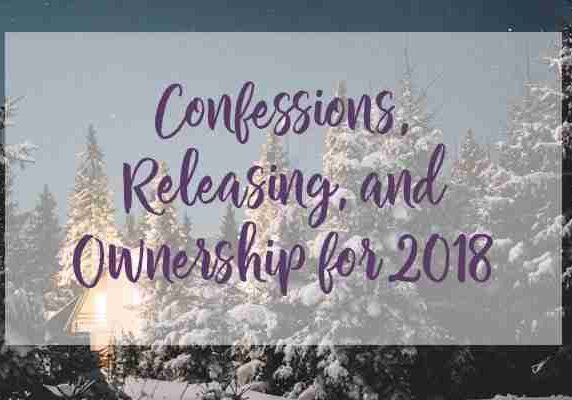 Confessions Releasing and Ownership
