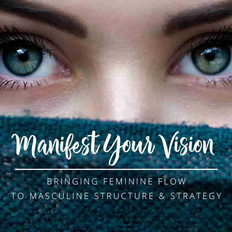 Manifest Your Vision Course Image