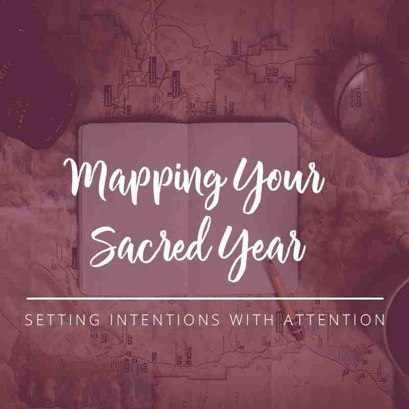 Mapping Sacred Year Product Image